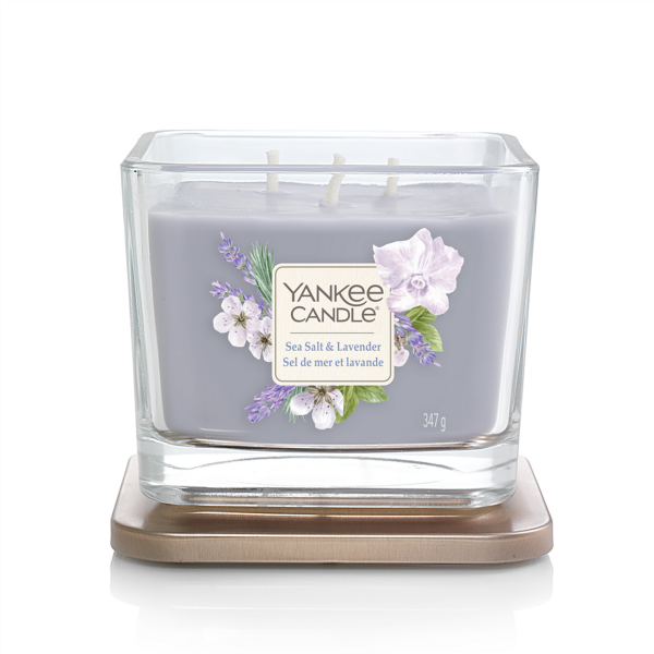 Yankee Candle Raumduft Elevation «Sea Salt & Lavender» mittel