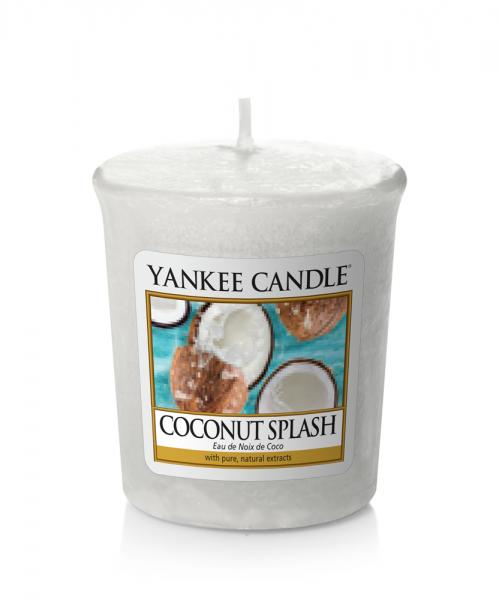Yankee Candle «Eau de noix de coco» Bougie Parfumée Votive