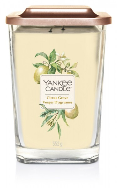 Yankee Candle Duftkerze Elevation  «Citrus Grove» gross (large 552g)