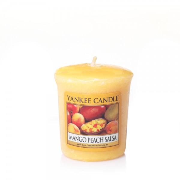 Yankee Candle Duftkerze «Mango Peach Salsa» Votivkerze