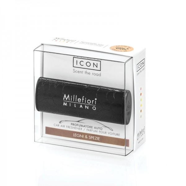 Millefiori Autoduft ICON Urban «Legni & Spezie»