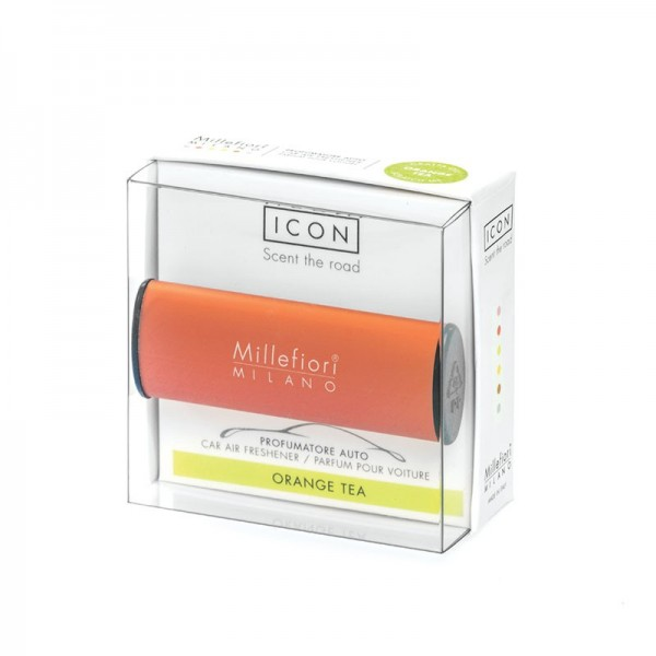Millefiori Autoduft ICON Classic «Orange Tea» Orange