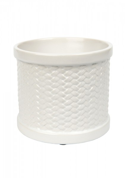 Yankee Candle Duftsystem Scenterpiece  «Weave» MeltCup Warmer mit Timer