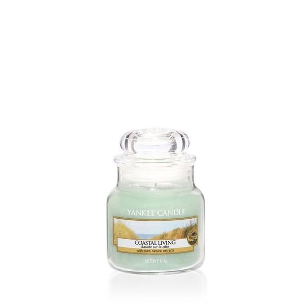 Yankee Candle Duftkerze «Coastal Living» klein (small Jar 104g)