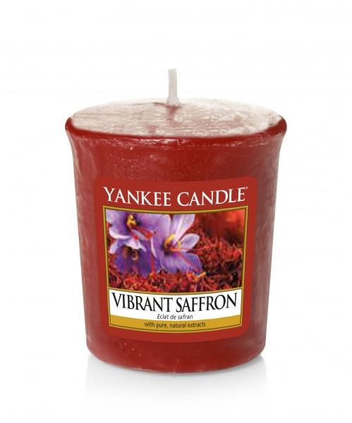 Yankee Candle Duftkerze «Vibrant Saffron» Votivkerze