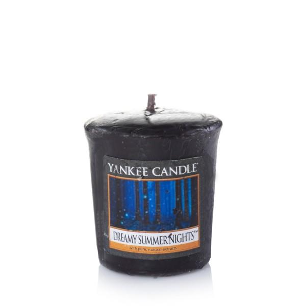 Yankee Candle Duftkerze «Dreamy Summer Night» Votivkerze