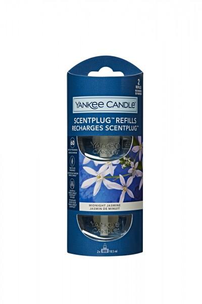 Yankee Candle ScentPlug «Jasmin à minuit» Refill 2x18.5ml