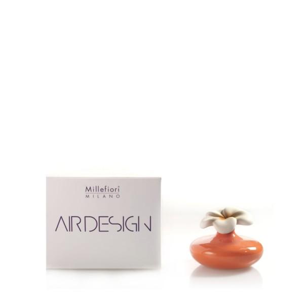 Millefiori Air Design «Diffuseur fleur mini» orange