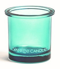 Yankee Candle «Pop Blue» Votivkerzen-/Teelichthalter