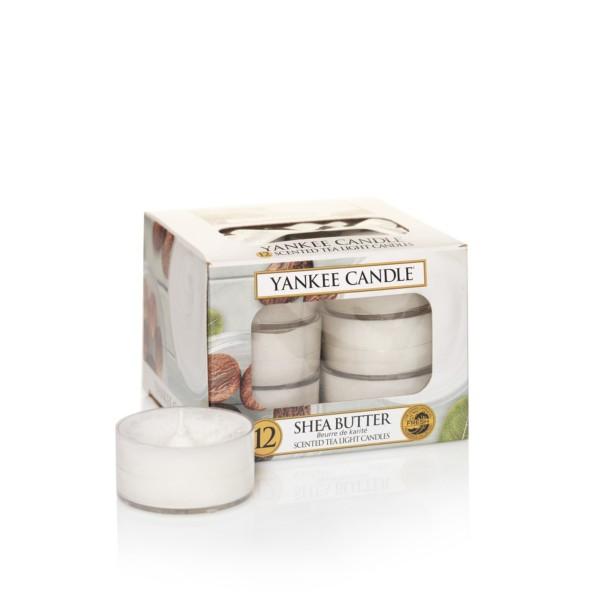 Yankee Candle Teelichter «Shea Butter» 12 Stück