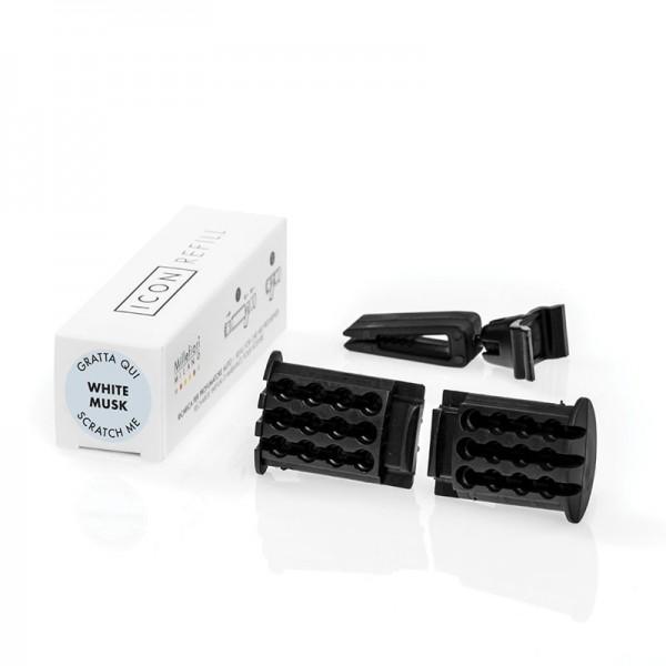 Millefiori Autoduft ICON Refill «White Musk»