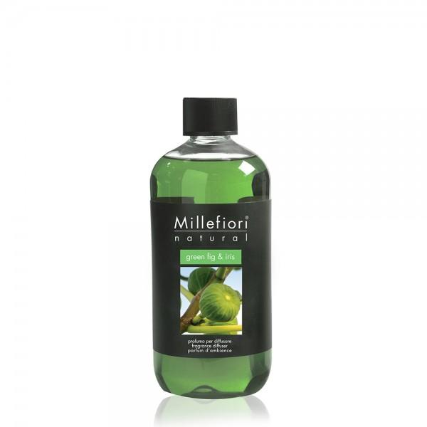 Millefiori Raumduft «Green Fig & Iris» Refill 500ml
