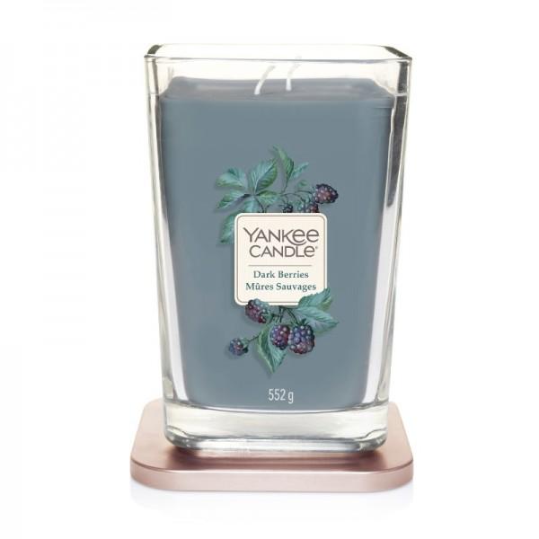 Yankee Candle Duftkerze Elevation  «Dark Berries» gross (large 552g)
