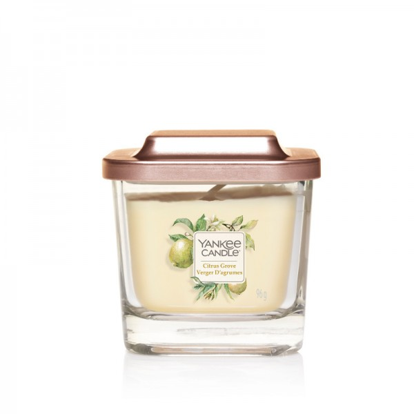Yankee Candle Duftkerze Elevation  «Citrus Grove» klein (small 96g)