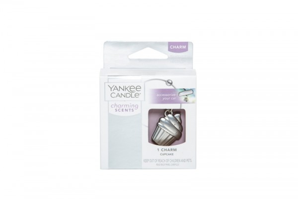 Yankee Candle Autoduft «Charm Cupcake» Charming Scents, Anhänger