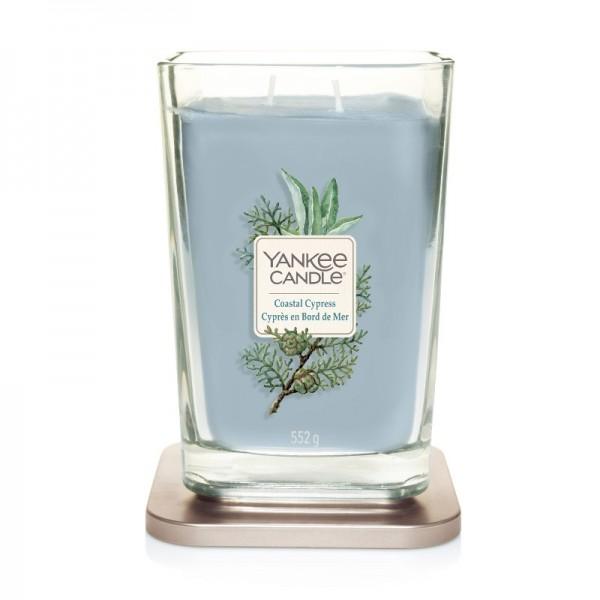 Yankee Candle Duftkerze Elevation  «Coastal Cypress» gross (large 552g)