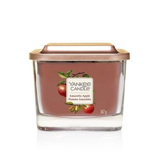 Yankee Candle Duftkerze Elevation  «Amaretto Apple» mittel (medium 347g)