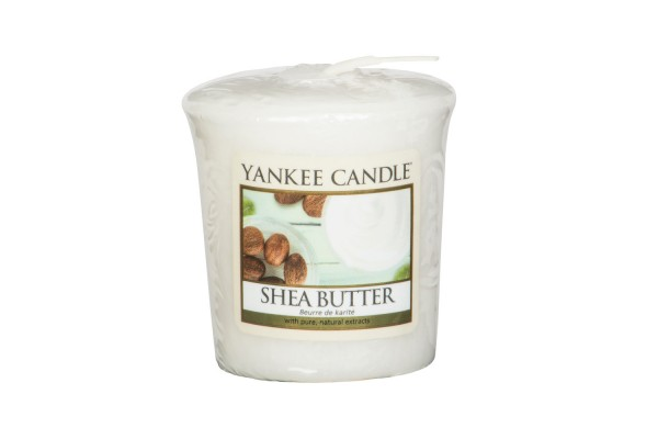 Yankee Candle Duftkerze «Shea Butter» Votivkerze
