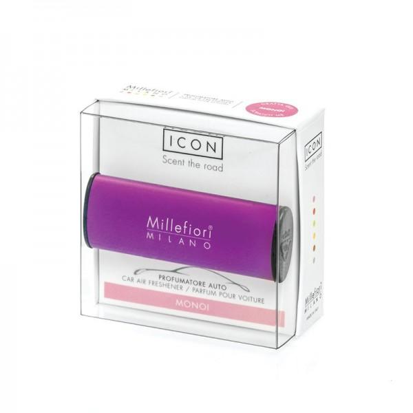 Millefiori Autoduft ICON Classic «Monoi» Purple