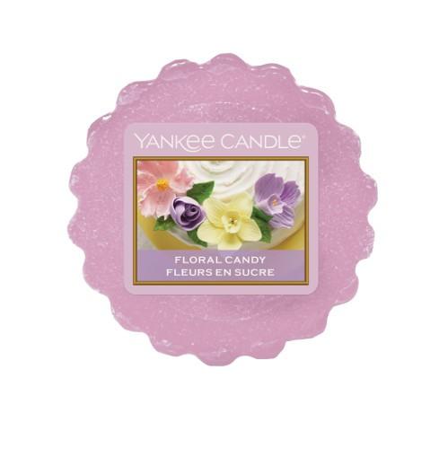 Yankee Candle Duftkerze «Floral Candy» Wax Melt