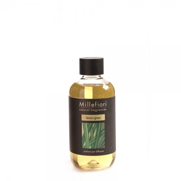Millefiori Raumduft «Lemon Grass» Refill 250ml