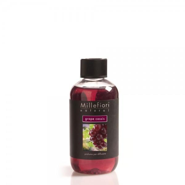 Millefiori Raumduft «Grape Cassis» Refill 250ml