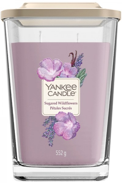 Yankee Candle Duftkerze Elevation  «Sugared Wildflowers» gross