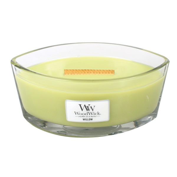 WoodWick Duftkerze «Willow» Ellipse