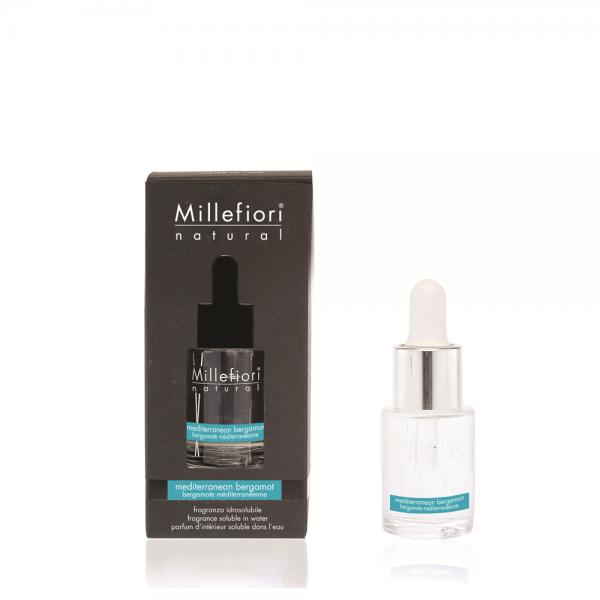 Millefiori «Mediterranean Bergamot» Parfum d'ambiance 15 ml
