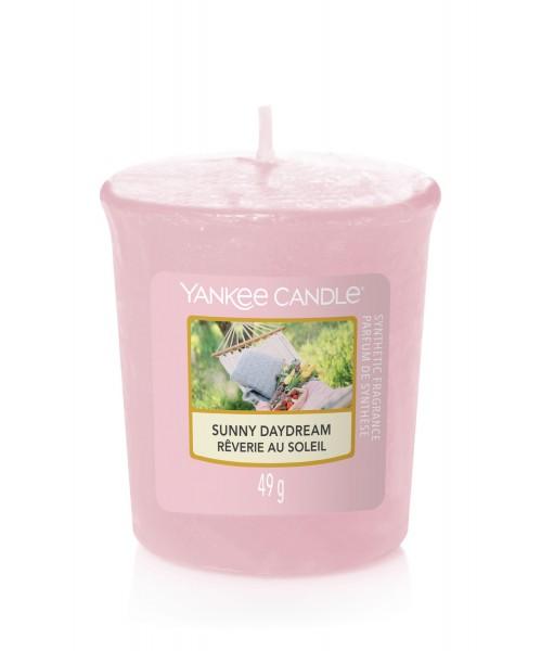 Yankee Candle «Rêverie au soleil» Bougie Parfumée Votive