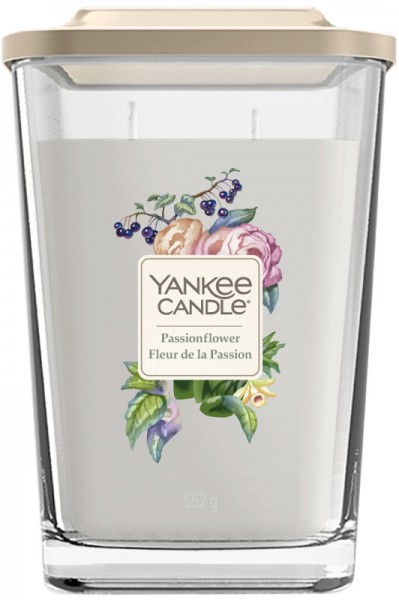 Yankee Candle Duftkerze Elevation «Passionflower» gross (large 552g)