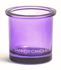 Yankee Candle «Pop Violet» Votivkerzen-/Teelichthalter