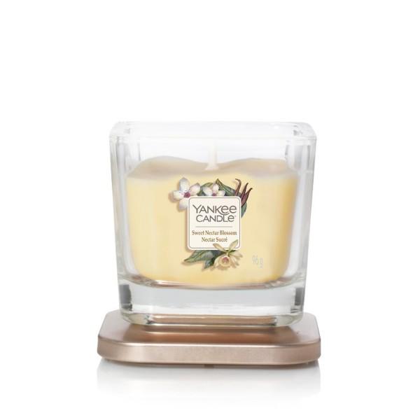 Yankee Candle Duftkerze Elevation «Sweet Nectar Blossom» klein (small 96g)