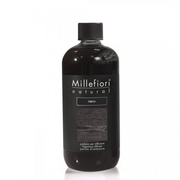 Millefiori Raumduft «Nero» Refill 500ml