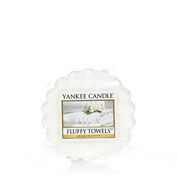 Yankee Candle Duftkerze «Fluffy Towels» Wax Melt