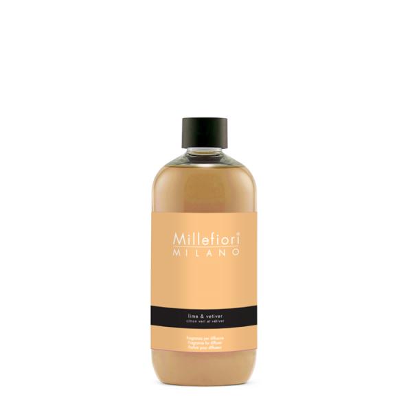 Millefiori Refill «Lime & Vetiver» 500 ml