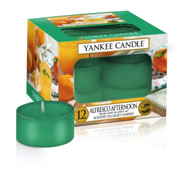 Yankee Candle Duftkerze «Alfresco Afternoon» Teelicht