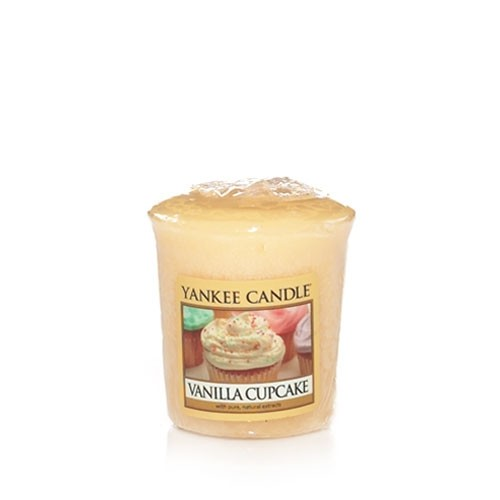 Yankee Candle Duftkerze «Vanilla Cupcake» Votivkerze