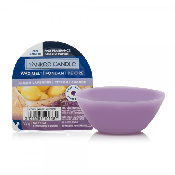 Yankee Candle «Lemon Lavender» Wax Melt