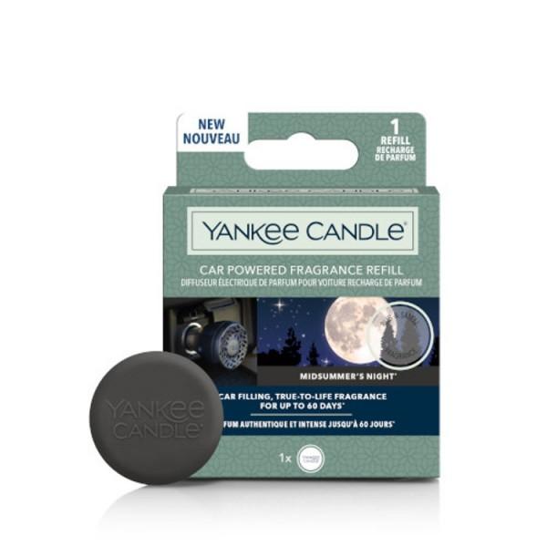 Yankee Candle Car Powered Fragrance Refill «Nuits d'été» Parfum pour voiture