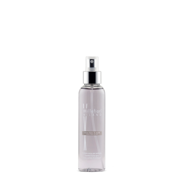 Millefiori Duftspray «Cocoa Blanc & Woods» 150 ml