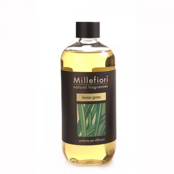 Millefiori Raumduft «Lemon Grass» Refill 500ml