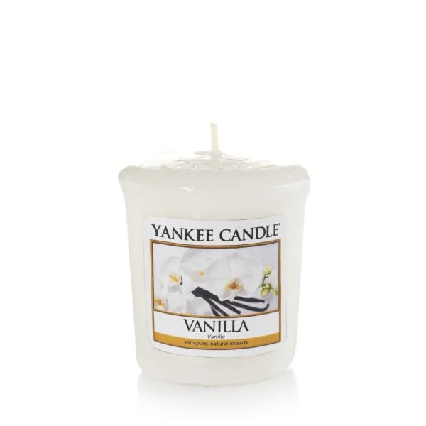 Yankee Candle «Vanille» Bougie Parfumée Votive