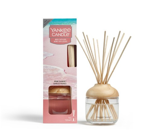 Yankee Candle Raumduft «Pink Sands» Reed Diffuser