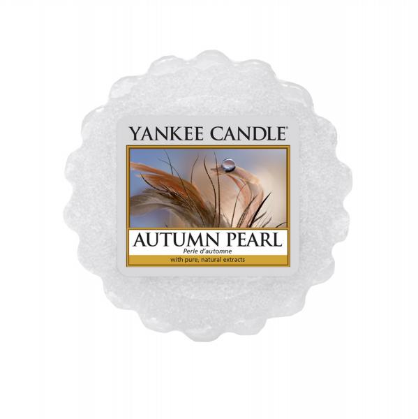 Yankee Candle Duftkerze «Autumn Pearl» Wax Melt