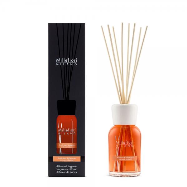 Millefiori «Luminous Tuberose» Parfum d'ambiance 250 ml