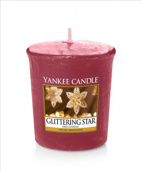 Yankee Candle Duftkerze «Glittering Star» Votivkerze