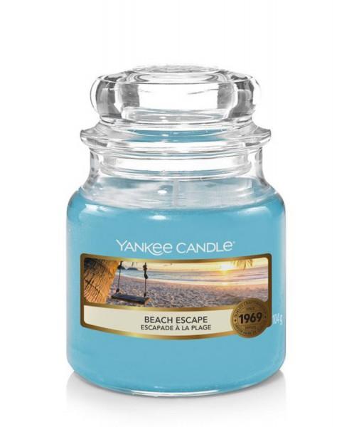 Yankee Candle Duftkerze «Beach Escape» klein