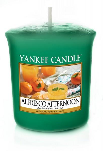 Yankee Candle Duftkerze «Alfresco Afternoon» Votivkerze