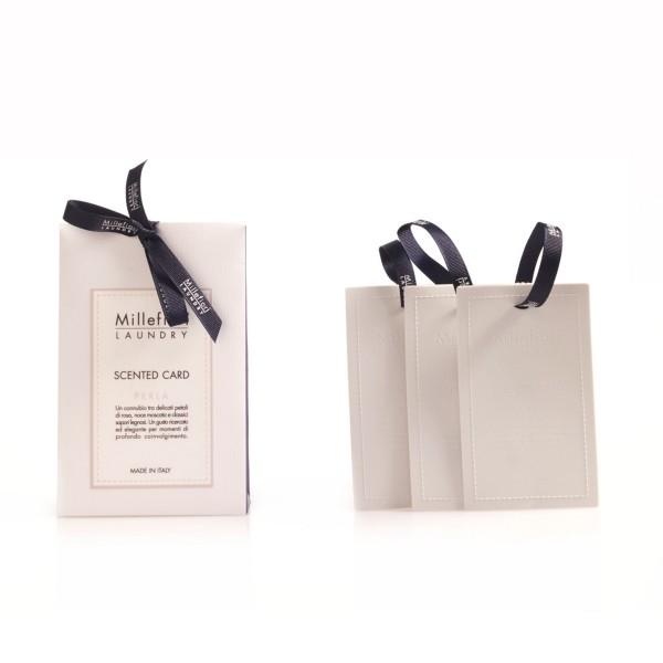 Millefiori Laundry «Perla» Duftkarte